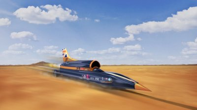 British car will use Norwegian rocket engine in land speed record try
