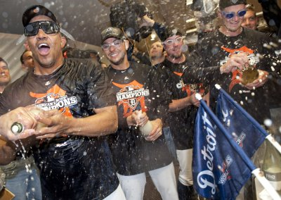 MLB: Detroit 8, New York Yankees 1