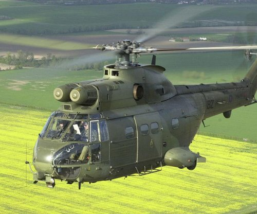 RAF orders radar warning systems for its Puma helicopters
