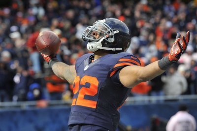 Matt Forte says goodbye to Chicago Bears