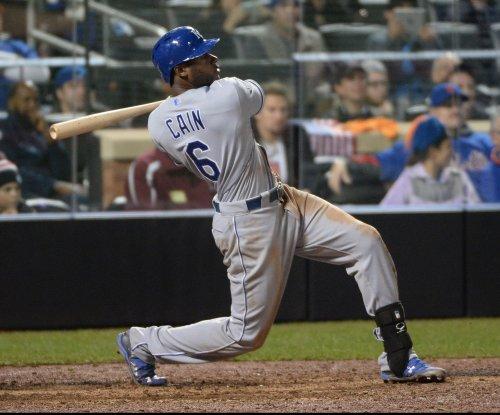 Lorenzo Cain homers three times but Kansas City Royals fall to New York Yankees