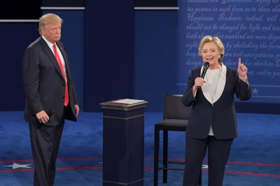 UPI/CVoter poll: Hillary Clinton leads Donald Trump by 4.69 points