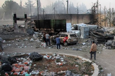 Russia says it will not bomb Aleppo if rebels do not attack