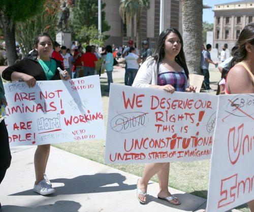 Arizona bill punishes even peaceful protesters when events turn violent