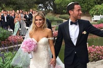 'Million Dollar Listing L.A.' star David Parnes marries in France