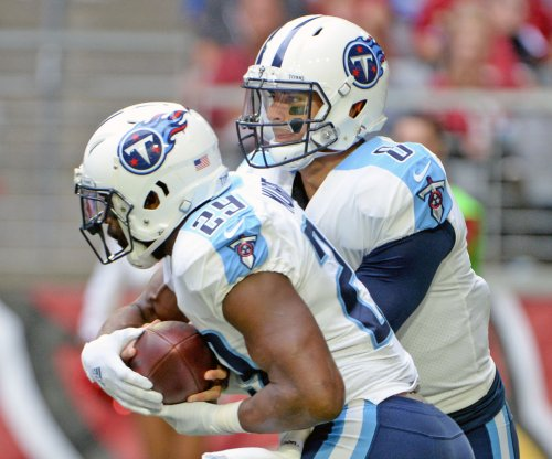 NFL Playoffs: Tennessee Titans RB DeMarco Murray (knee) ruled out vs. Kansas City Chiefs