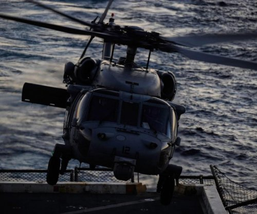 Raytheon awarded contract for parts on Navy's H-60 helicopters