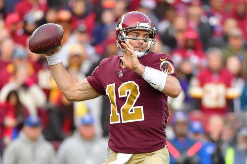 Washington Redskins count on Colt McCoy against Dallas Cowboys