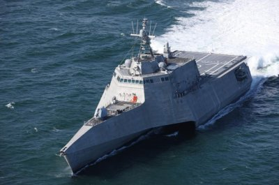 Navy to commission combat ship Tulsa on Saturday in San Francisco