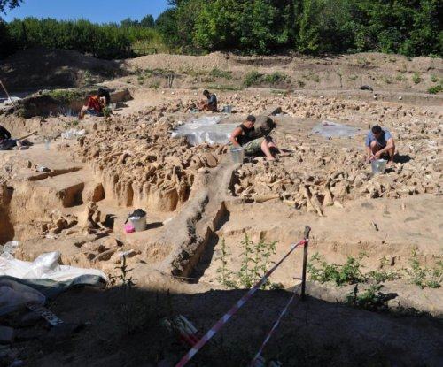 Mammoth bone circles hint at how people survived Europe's ice age