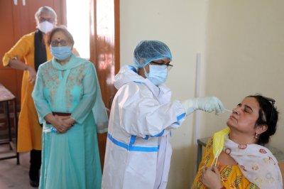 Coronavirus cases in world rising by 1 million every three days