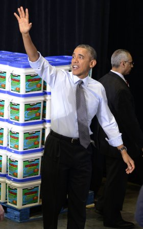Outside View: Obama's two Americas