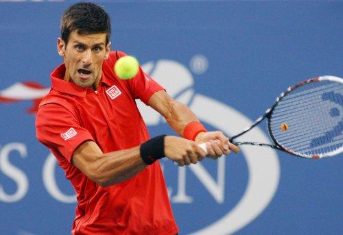 Novak Djokovic, Roger Federer advance with first-round U.S. Open wins