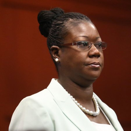 Trayvon Martin's mother speaks at Milwaukee, Wis., college