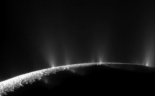 Saturn's icy moon Enceladus has 101 geysers