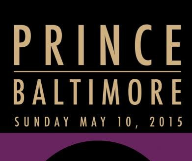 Prince planning 'Rally 4 Peace' concert in Baltimore on Mother's Day