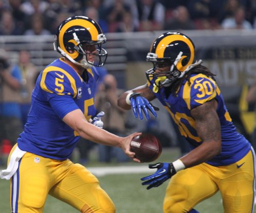 Rams handle shorthanded 49ers