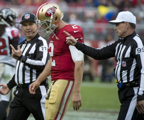 49ers' Blaine Gabbert earns another start