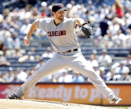 Corey Kluber, Cleveland Indians blank Oakland Athletics