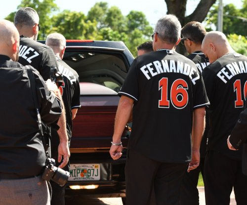 Miami Marlins' Jose Fernandez posthumously named NL comeback player