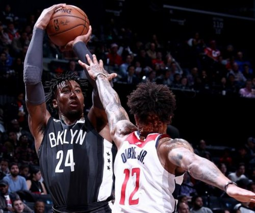 Brooklyn Nets rout Washington Wizards to halt four-game skid