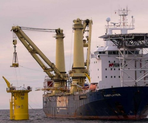 German offshore wind farm closer to powering mainland