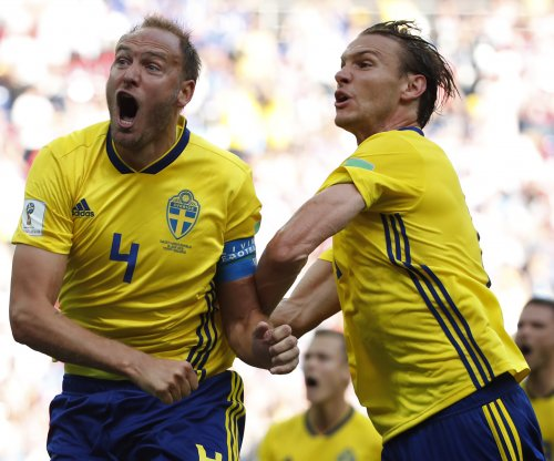 World Cup: Sweden defeats South Korea 1-0