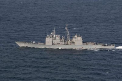 U.S. Navy ships collide in Atlantic Ocean, no injuries reported