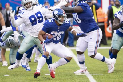 New York Giants' Saquon Barkley, Evan Engram to return vs. Arizona Cardinals