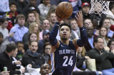Grizzlies' Dillon Brooks on Andre Iguodala: 'I can't wait until we find a way to trade him'
