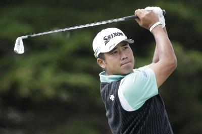 Hideki Matsuyama grabs lead at BMW Championship; Tiger Woods shoots 73