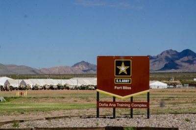 Hospitalized Fort Bliss soldiers mistook antifreeze for alcohol, Army says