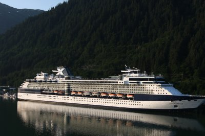 Two passengers on 100% vaccinated Celebrity cruise test positive for COVID-19