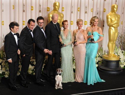 'The Artist' wins Best Picture Oscar