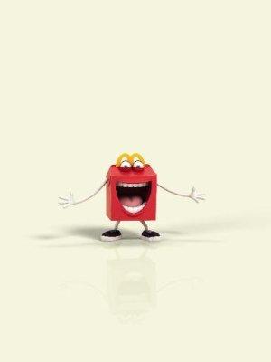 McDonald's new Happy Meal mascot 'scares' social media users