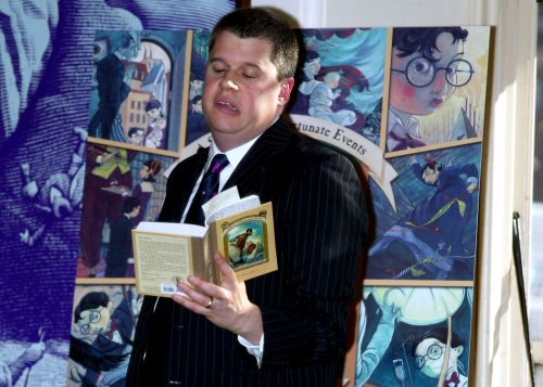 Netflix to adapt Lemony Snicket's 'A Series of Unfortunate Events'
