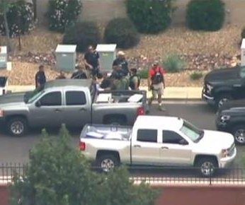 Police: Ex-con kills 1, wounds 5 in Arizona rampage