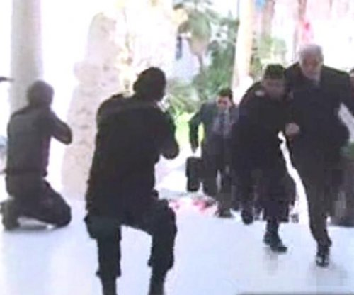 Islamic State claims responsibility for Tunisia Museum shooting, Nine arrested