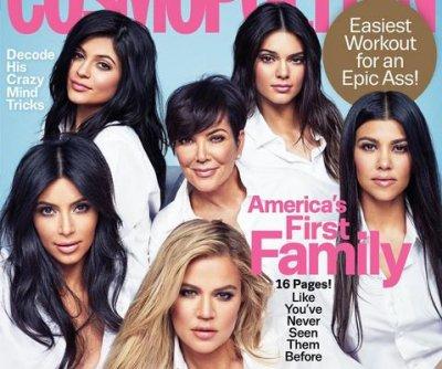 Kardashian-Jenner clan cover Cosmopolitan magazine