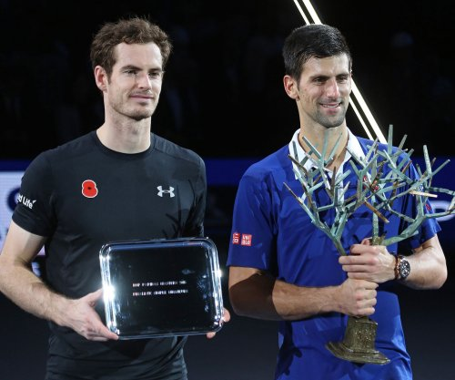 Novak Djokovic beats Andy Murray for BNP Paribas Masters title