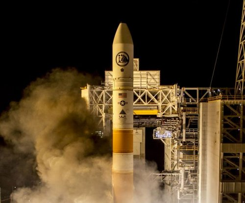 United Launch Alliance launches NROL-45 payload
