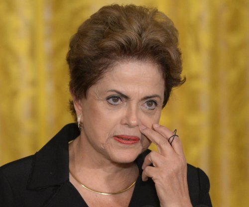 Brazilian leader Rousseff suspects vice president involved in effort to impeach her