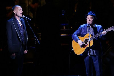 Musician Paul Simon says he's considering retirement