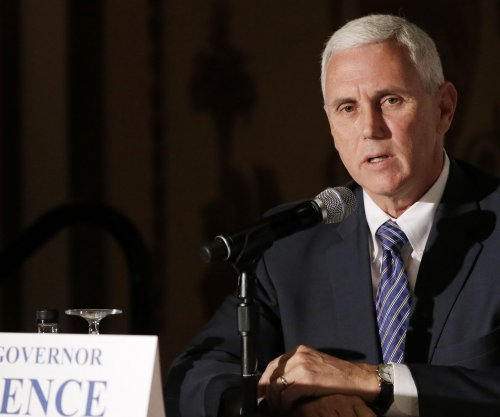 Report: Indiana Gov. Mike Pence under consideration as Trump's VP