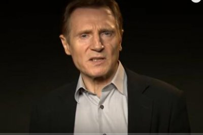 Liam Neeson reads first chapter of 'A Monster Calls' in online video