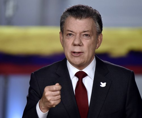 Watch live: Trump, Colombia's Santos give joint news conference