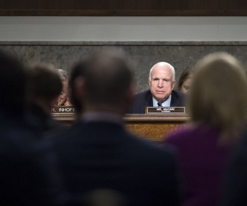 McCain memoir: 'I don't know how much longer I'll be here'