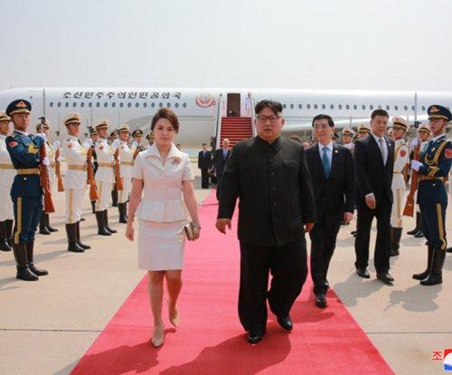 Kim Jong Un's private plane flew to Russia, flight data show