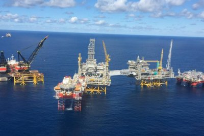 Johan Sverdrup reserve estimate revised higher
