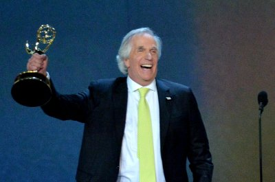 Henry Winkler posts selfie with Ron Howard at the Emmys